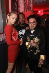 Alex Wang celebrates Lunar New Year with Big Trouble in Little China(town) at Rainbow Room powered by Cash App 45
