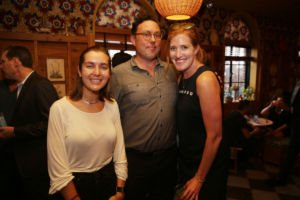 Julia Higgins, Sarah Butler, & Raoul Duke3