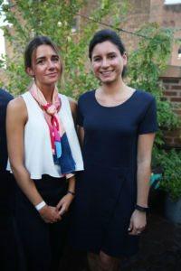 Lolanda Fontova & Gabrielle Bausano1