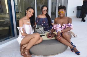 Jardína Campbell, Nichele Renata, & Lynnette Joselly