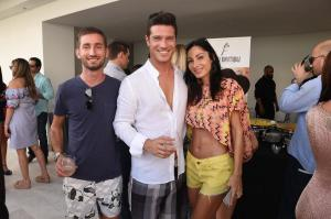 Leonardo La Cava, Francesco Corradini, & Cibele Oliveira