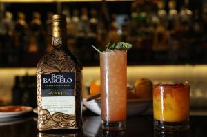 Miami Celebrated the Launch of Ron Barceló's Limited Edition Barceló Añejo Rum bottle 13