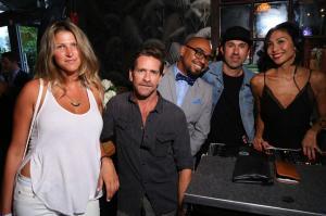 Melissa D'ercole, Alejandro Gonzalez, Paul Estavez, Chris Nagy, & DJ Gabby Mejia