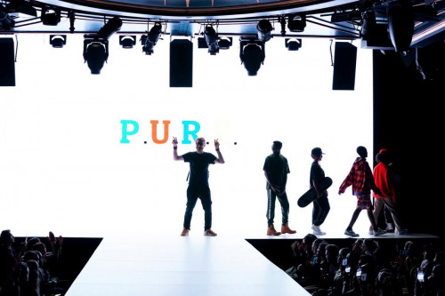 Runway 7 Debuts P.U.R.E. Spring Summer 2022 Collections