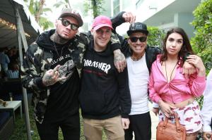 SagamoreMiamiBeachMiamiArtWeekBrunch2017 Dj Sev One, Ricky Bobby, Skam Dust, & ABC preview