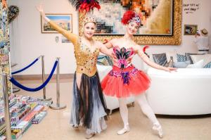 SagamoreMiamiBeachMiamiArtWeekBrunch2017 Grace Arts FL and Cuban Classical Ballet of Miami 3 preview