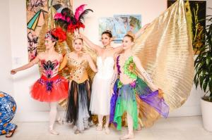 SagamoreMiamiBeachMiamiArtWeekBrunch2017 Grace Arts FL and Cuban Classical Ballet of Miami preview
