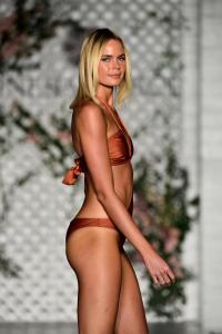 SINESIA KAROL LATEST RUNWAY SHOW | Funkshion Swimweek 109