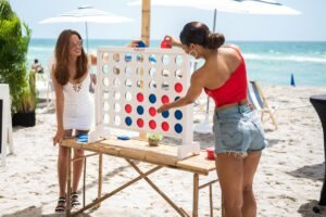 Sports Illustrated Swimsuit Attends Peroni Beach Bash at W South Beach (3)