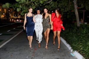 Sports Illustrated Swimsuit Event During Miami Swim Week At Amare
