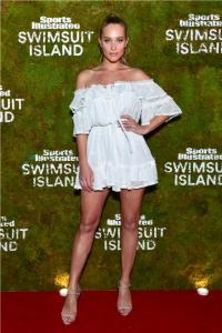 SI Swimsuit Island Announcement in Miami Beach - Model 17