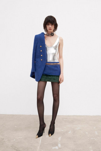 Saint Laurent Fall 2021 Ready to Wear Collection