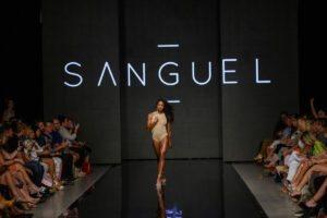 Sanguel Swim Fashion at Miami Swim Week 2019