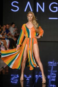 Sanguel Swim Fashion at Miami Swim Week 2019