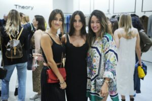 Luli Magolnick, Maddie Gessler,  Nani Zelaya1