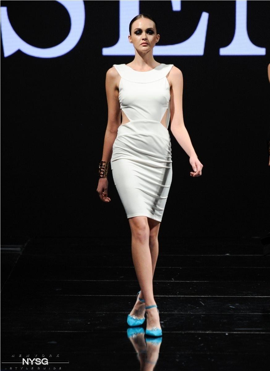 Sen Couture Runway Show At Los Angeles Fashion Week 2017