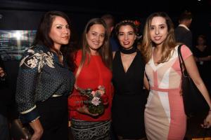 Gloria Ruiz, Katherine Thunem, Ceiliah Epner & Daniela Juliao