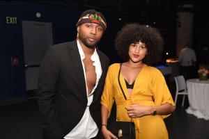 Terrence Francois & Morgane Shadey