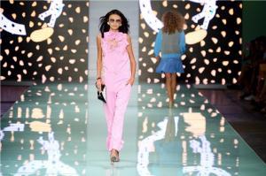Designer SHANTALL LACAYO at Miami Fashion Week 13