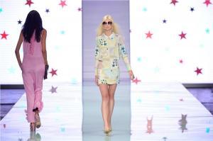 Designer SHANTALL LACAYO at Miami Fashion Week 9