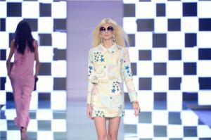 Designer SHANTALL LACAYO at Miami Fashion Week 7