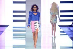 Designer SHANTALL LACAYO at Miami Fashion Week 3
