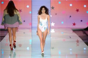 Designer SHANTALL LACAYO at Miami Fashion Week 21