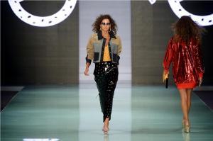 Designer SHANTALL LACAYO at Miami Fashion Week 57