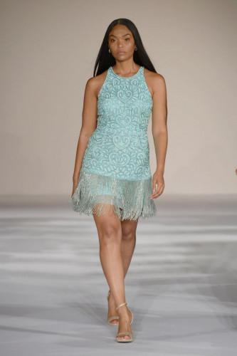 Sherri Hill NYFW x Loren Gray