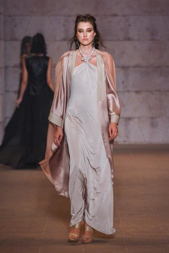 Simay Bulbul Runway Show - Mercedes-Benz Fashion Week Istanbul