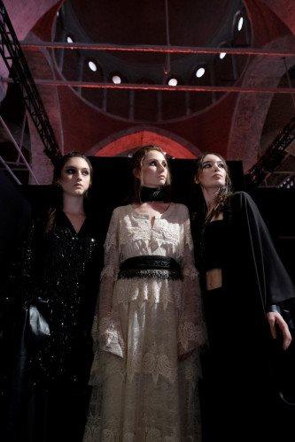 Simay Bulbul Runway Show - Mercedes-Benz Fashion Week Istanbul