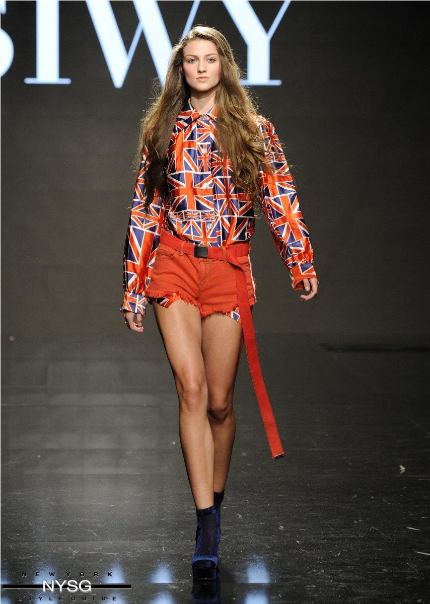 Siwy Denim At Art Hearts Fashion Los Angeles Fashion Week