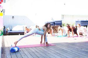 Soho Beach House to kick-off Miami Swim Week by celebrating British designer Laurie Yoga 1