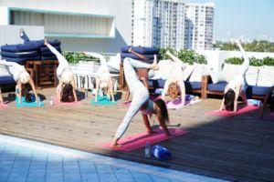 Soho Beach House to kick-off Miami Swim Week by celebrating British designer Laurie Yoga 7
