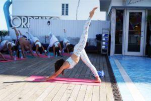 Soho Beach House to kick-off Miami Swim Week by celebrating British designer Laurie Yoga 9
