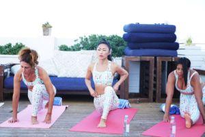 Soho Beach House to kick-off Miami Swim Week by celebrating British designer Laurie Yoga 11