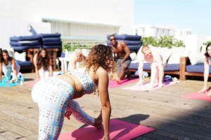 Soho Beach House to kick-off Miami Swim Week by celebrating British designer Laurie Yoga 13