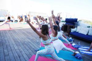 Soho Beach House to kick-off Miami Swim Week by celebrating British designer Laurie Yoga 15