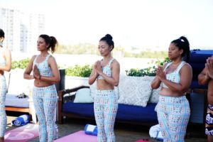 Soho Beach House to kick-off Miami Swim Week by celebrating British designer Laurie Yoga 41
