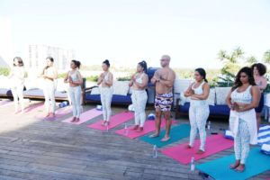 Soho Beach House to kick-off Miami Swim Week by celebrating British designer Laurie Yoga 43