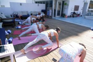 Soho Beach House to kick-off Miami Swim Week by celebrating British designer Laurie Yoga 47