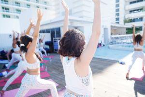 Soho Beach House to kick-off Miami Swim Week by celebrating British designer Laurie Yoga 55