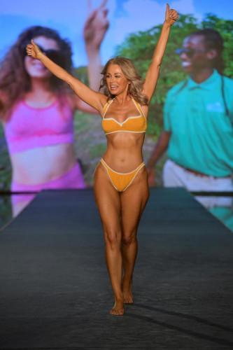 Sports Illustrated Runway Show Paraiso Miami Beach 2021