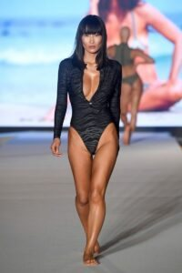 Sports Illustrated Swimsuit Runway at Miami Swim Week 2019