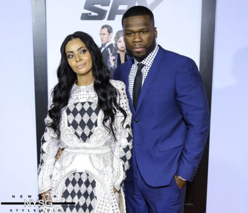 50 cent & date Nancy Babochian 1