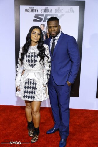 50 cent & date Nancy Babochian
