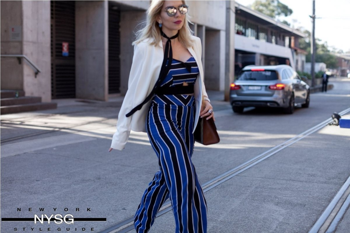 Street Style From Australia Fashion Week