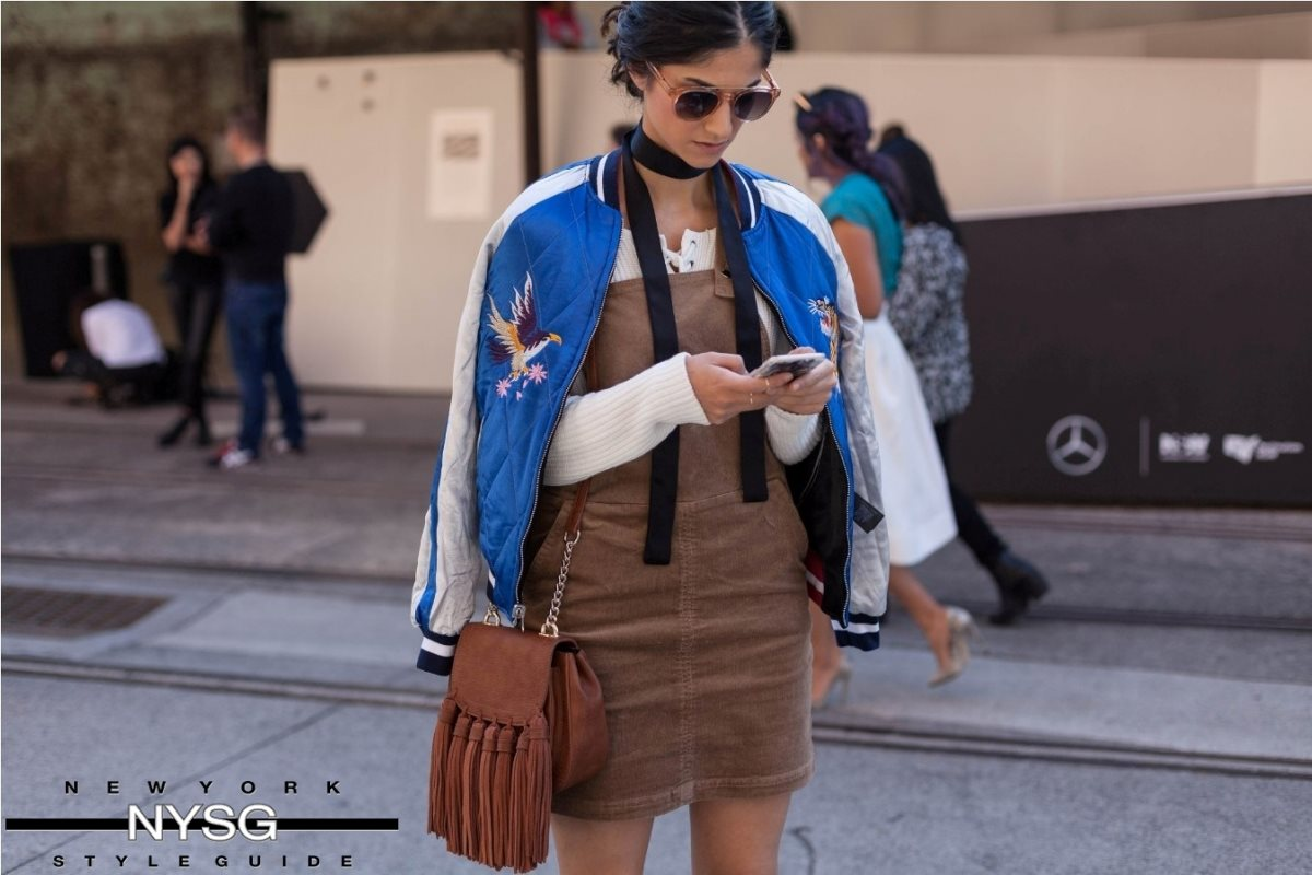 Street Style From Australia Fashion Week