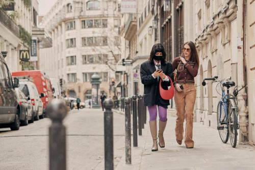 Paris Fashion Week by Nick Leuze