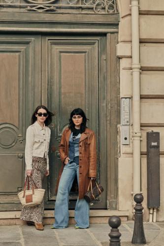 Sarah Lou Falk, Maria Bernad Paris Fashion Week by Nick Leuze-14